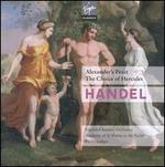 George Frideric Handel: Alexander's Feast; The Choice of Hercules