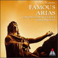 George Frideric Handel: Famous Arias - Alastair Miles (bass); Anthony Rolfe Johnson (tenor); Elizabeth Gale (soprano); Lucia Popp (soprano);...