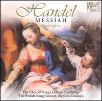 George Frideric Handel: Messiah [Highlights] - Alastair Miles (bass); Hilary Summers (alto); John Mark Ainsley (tenor); Lynne Dawson (soprano);...