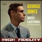 George Jones Sings White Lightning and Other Favorites