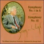 George Lloyd: Symphonies 1 & 12
