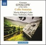 George Onslow: Cello Sonatas
