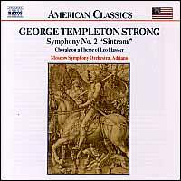 "George Templeton Strong: Symphony No. 2 ""Sintram"" - Alexander Avramenko (violin); Moscow Symphony Orchestra; Adriano (conductor)"