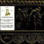 Georges Onslow: Quintette à Cordes; Quatuor à Cordes