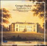 Georges Onslow: Symphonies  2 & 4