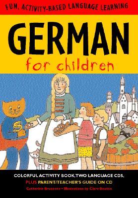 German for Children - Bruzzone, Catherine