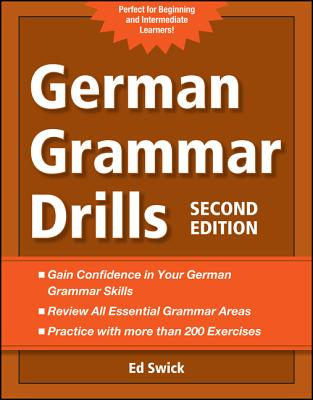 German Grammar Drills - Swick, Ed