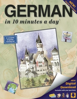 German in 10 Minutes a Day - Kershul, Kristine K, M.A.