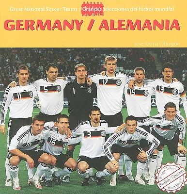 Germany/Alemania - Obregon, Jose Maria