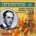 Geroge Gershwin Memorial Concert