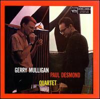 Gerry Mulligan & Paul Desmond Quartet - Gerry Mulligan / Paul Desmond