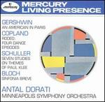 Gershwin: An American in Paris; Copland: Rodeo, Four Dance Episodes