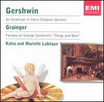 "Gershwin: An American In Paris (Original Version); Grainger: Fantasy on George Gershwin's ""Porgy and Bess"""