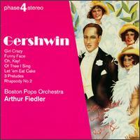 Gershwin Concert - Ralph Votapek (piano); Boston Pops Orchestra; Arthur Fiedler (conductor)