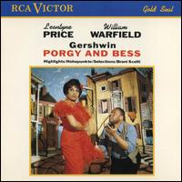 Gershwin: Porgy and Bess [Highlights 1983] - Leontyne Price