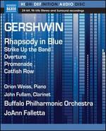 Gershwin: Rhapsody in Blue; Strike up the Band Overture; Promenade; Catfish Row - John Fullam (clarinet); Orion Weiss (piano); Buffalo Philharmonic Orchestra; JoAnn Falletta (conductor)