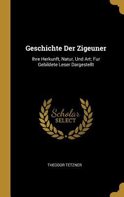 Geschichte Der Zigeuner: Ihre Herkunft, Natur, Und Art; Fur Gebildete Leser Dargestellt - Tetzner, Theodor