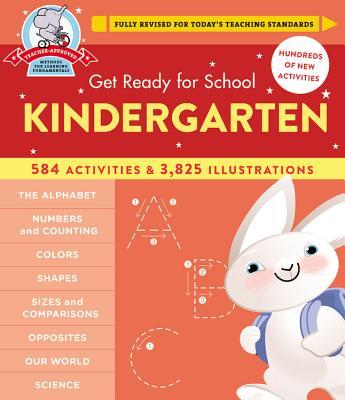 Get Ready for Kindergarten - Stella, Heather