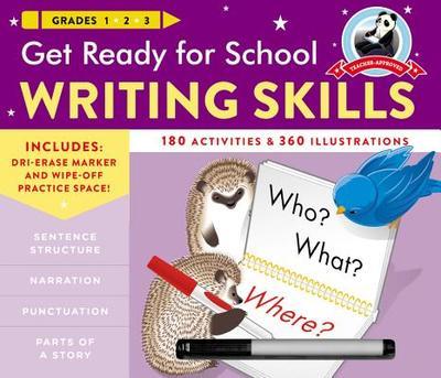 Get Ready for School: Writing Skills - Stella, Heather