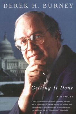 Getting It Done: A Memoir - Burney, Derek H