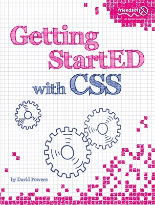 Getting Started with CSS - Powers, David, Dr.