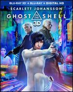 Ghost in the Shell [Includes Digital Copy] [3D] [Blu-ray]
