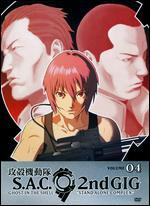 Ghost in the Shell: Stand Alone Complex - 2nd Gig, Vol. 4