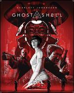 Ghost in the Shell [SteelBook] [Digital Copy] [4K Ultra HD Blu-ray/Blu-ray] [Only @ Best Buy]