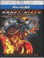 Ghost Rider: Spirit of Vengeance [3D] [Blu-ray] (Bilingual)
