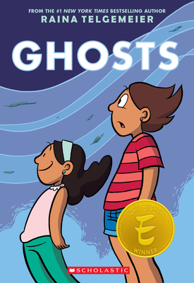Ghosts - Telgemeier, Raina