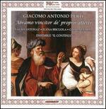 Giacomo Antonio Perti: Abramo vincitor de' proprii affetti