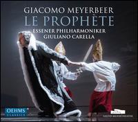 Giacomo Meyerbeer: Le Prophète - Albrecht Kludszuweit (vocals); Johannes Schittler (clarinet); John Osborn (vocals); Karel Martin Ludvik (vocals);...