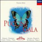 Giacomo Puccini: Puccini Gala