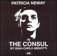 Gian-Carlo Menotti: The Consul [Complete Soundtrack of the Television Production] - Arnold Voketaitis (vocals); Chester Ludgin (vocals); Evelyn Sachs (vocals); Leon Lishner (vocals); Norman Kelley (vocals);...