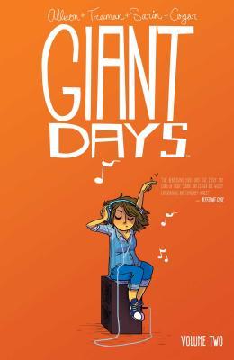 Giant Days Vol. 2 - Allison, John, and Cogar, Whitney