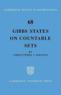 Gibbs States on Countable Sets - Preston, Christopher J