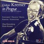 Gidon Kremer in Prague