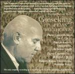 Gieseking Plays Beethoven