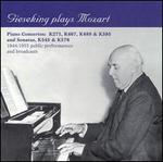 Gieseking Plays Mozart