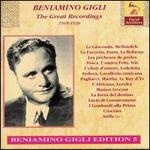 Gigli Recordings 1918-1930