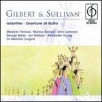 Gilbert & Sullivan: Iolanthe; Overture di Ballo
