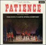 Gilbert & Sullivan: Patience [1961 Recording]