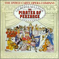 Gilbert & Sullivan: The Pirates of Penzance [1968 Recording] - Christene Palmer (vocals); D'Oyly Carte Chorus & Orchestra; Donald Adams (vocals); George Cook (vocals); Jean Allister (vocals); John Reed (vocals); Owen Brannigan (vocals); Pauline Wales (vocals); Philip Potter (vocals); Susan Maisey (vocals)