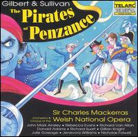 Gilbert & Sullivan: The Pirates of Penzance - Donald Adams (vocals); Gillian Knight (vocals); Jenevora Williams (vocals); John Mark Ainsley (vocals);...