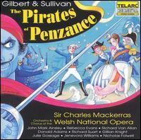Gilbert & Sullivan: The Pirates of Penzance - Donald Adams (vocals); Gillian Knight (vocals); Jenevora Williams (vocals); John Mark Ainsley (vocals);...