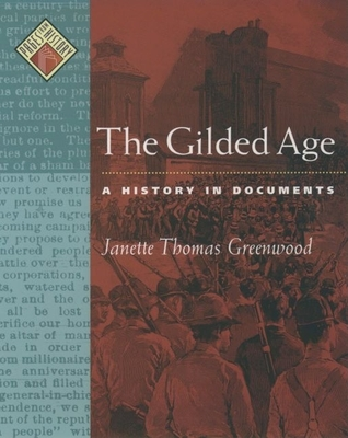 Gilded Age History in Documents - Greenwood, Janette Thomas