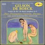 Gilson: De Zee; De Boeck: Symphony in G