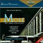 Gioacchino Rossini: Mosé