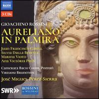 Gioachino Rossini: Aureliano in Palmira - Ana Victória Pitts (mezzo-soprano); Baurzhan Anderzhanov (bass); Fabio Maggio (fortepiano); Juan Francisco Gatell (tenor);...