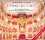 Giovanni Battista Ferrandini: Catone in Utica